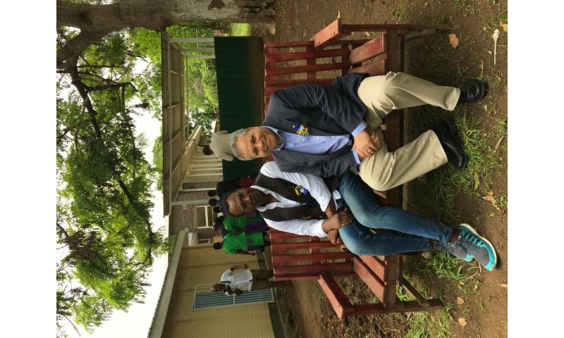 'Friendship Bench' program proves effective at alleviating mental illness symptoms