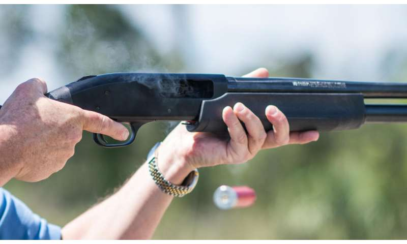From new to old, some of the gun safety features over time