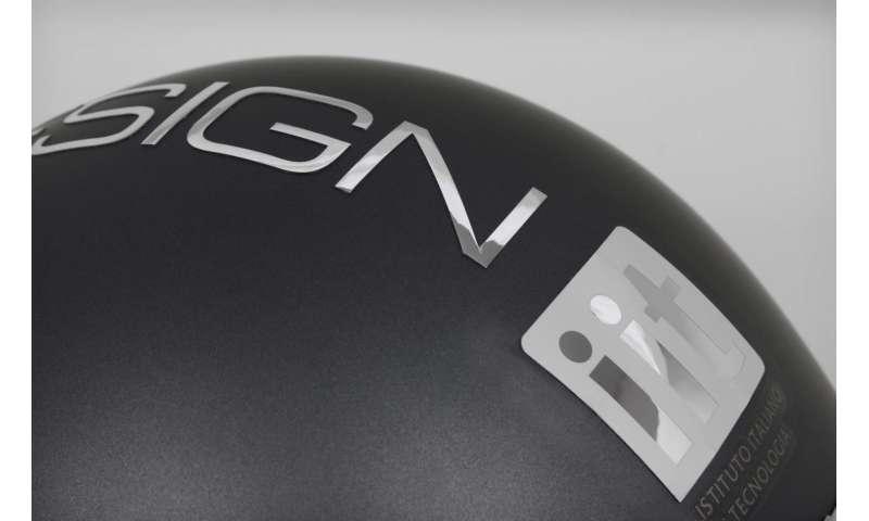 Graphene coated motorcycle helmet launched
