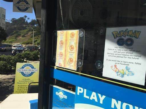 Hollywood reacts to 'Pokemon Go' craze