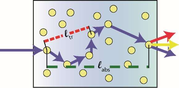 Important step in understanding of light scattering
