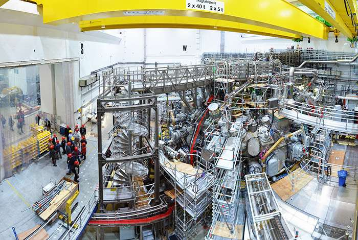 Innovative imaging systems on the Wendelstein 7-X bring steady-state fusion energy closer to reality