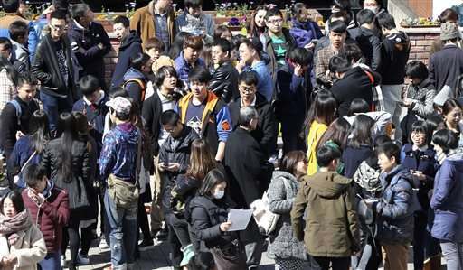 Japan census: Population fell nearly 1 million in 2010-15
