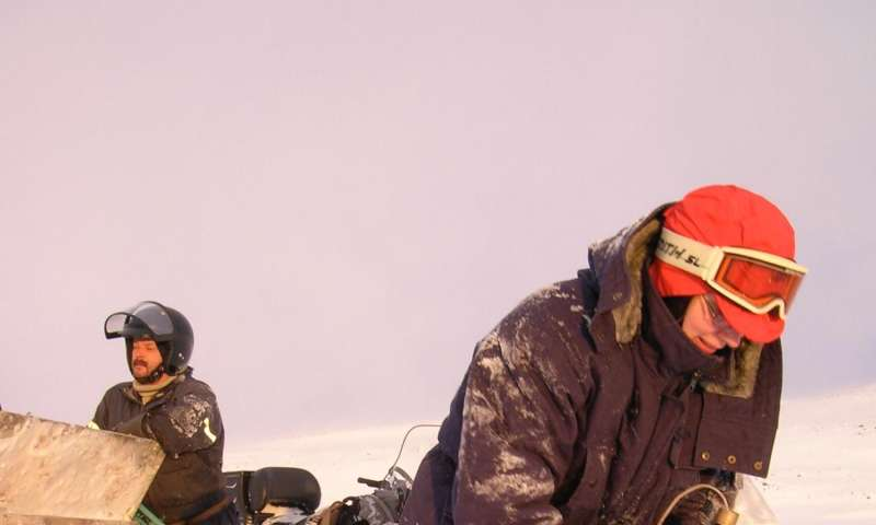 Lake ecologists see winter as a key scientific frontier