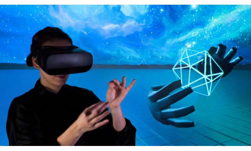 Leap Motion: VR fans will be able to go mobile