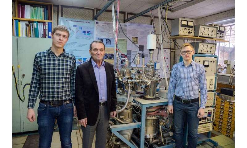 """MEPhI scientists """"teach"""" hydrogen to penetrate  in metal surfaces through oxidate layers"""
