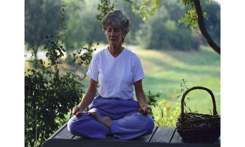 Mindfulness meditation seems to soothe breast cancer survivors