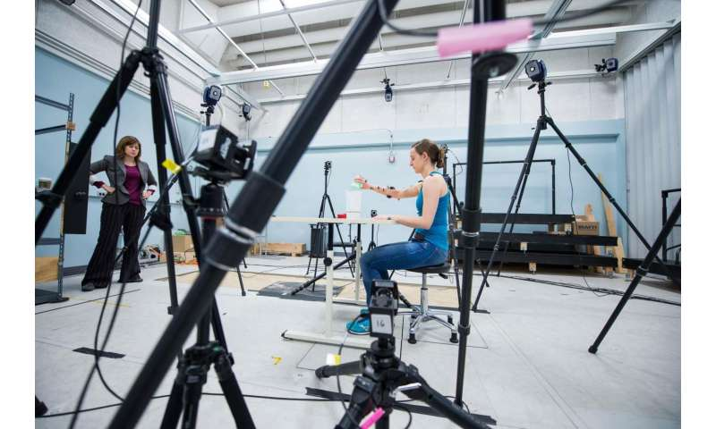 Motorized prosthetics improves lives of amputees