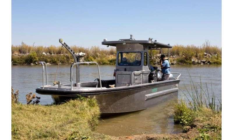 NASA demonstrates airborne water quality sensor