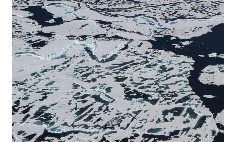 NASA Monitors the 'New Normal' of Sea Ice