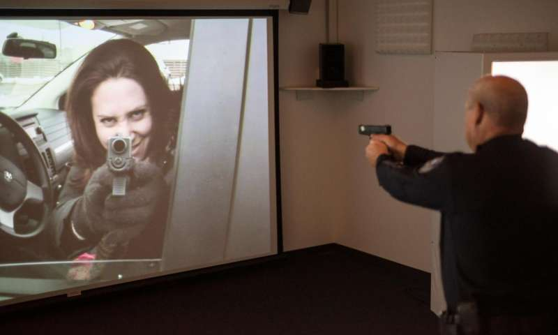 New police training draws from science of deadly force