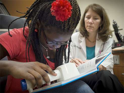 New study shows link between ADHD and vision impairment in children
