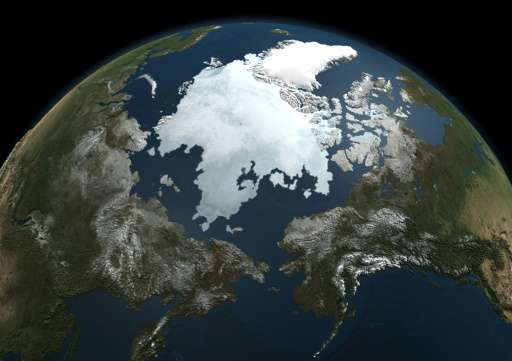On current trends, The Arctic could see its first ice-free summers sometime in the 2030s, according to climate scientists