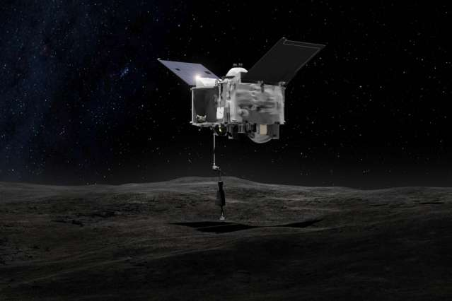 OSIRIS-REx mission will identify Bennu locations for collecting an asteroid sample