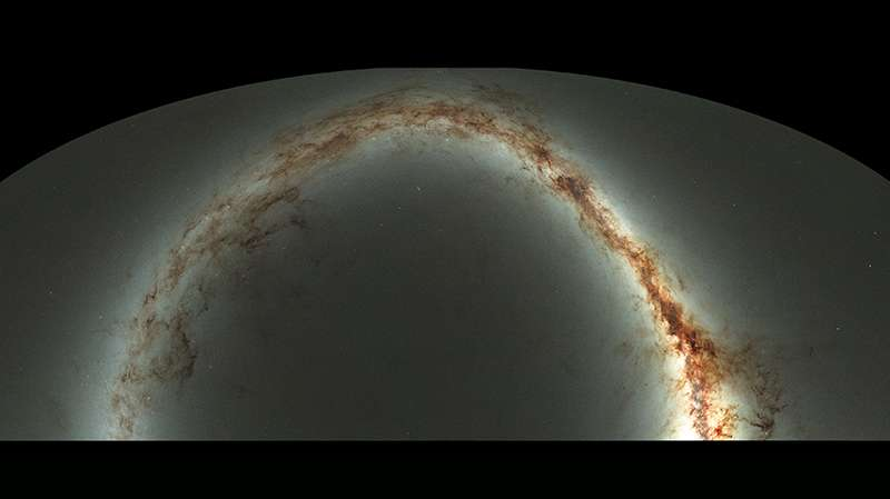 Pan-STARRS releases catalogue of 3 billion astronomical sources