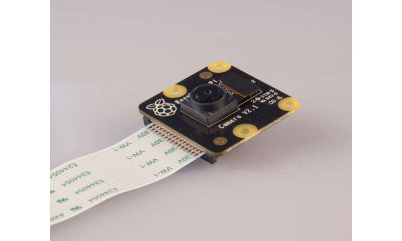 Raspberry Pi reaches for 8MP camera sky