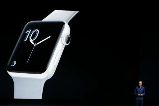 Research firm IDC says smartwatch shipments are likely to grow just 3.9 percent, held back by a delayed release of the upgraded