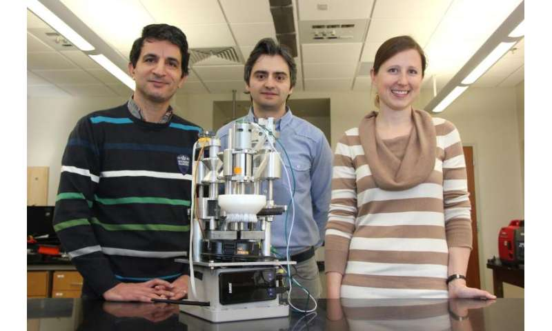 Robot offers safer, more efficient way to inspect power lines
