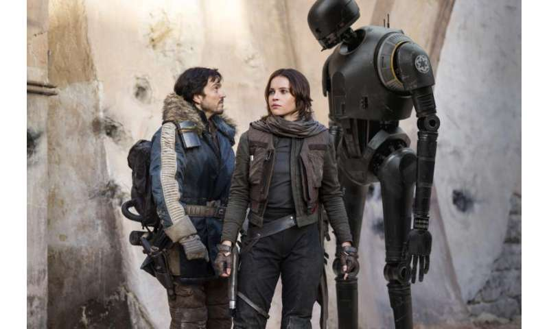 Rogue One highlights an uncomfortable fact – military robots can change sides