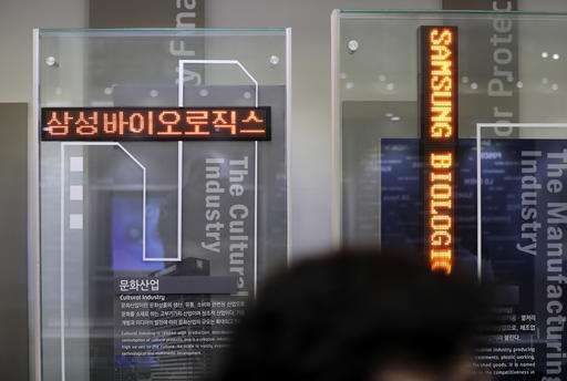 Samsung's biotech unit debuts in Seoul. Here's what to know. (Update)
