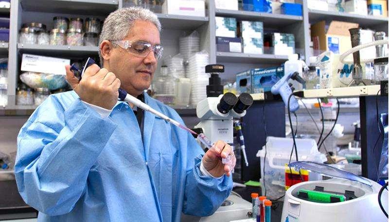 Scientist helps NASA develop medical device