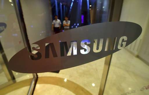 South Korea's Samsung delivered 77 million smartphones in the second quarter