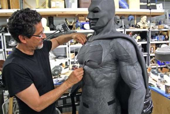 SPACEX TAPS SUPERHERO DESIGNER FOR ITS SPACESUITS