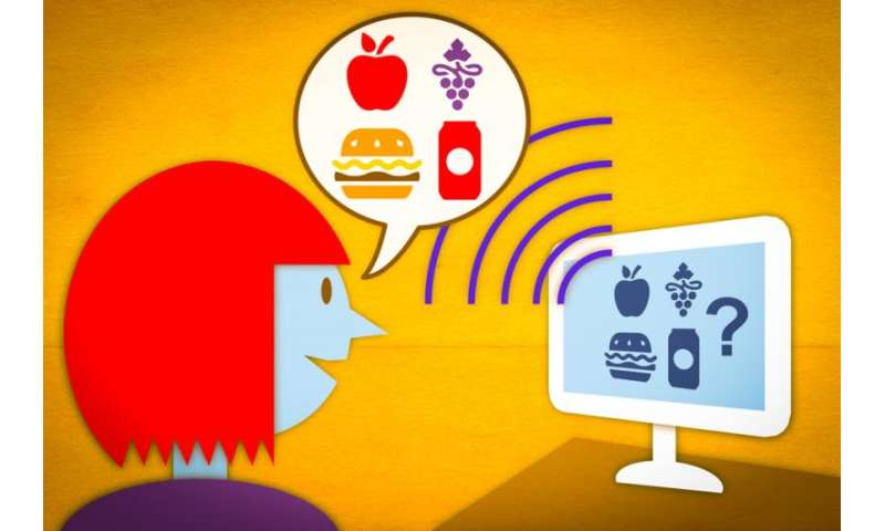 Spoken-language app makes meal logging easier, could aid weight loss