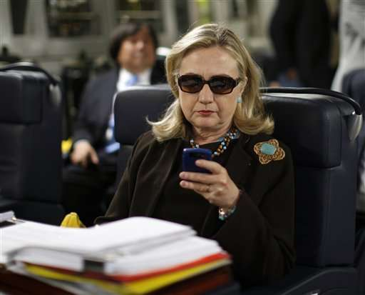State Department declares 22 Clinton emails 'top secret' (Update)