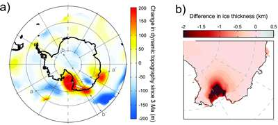 Syracuse geophysicist questions stability of Antarctic ice sheet