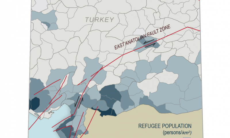 Syrian refugees face new obstacle: Turkish earthquakes