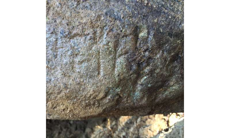 Text in lost language may reveal god or goddess worshipped by Etruscans at ancient temple