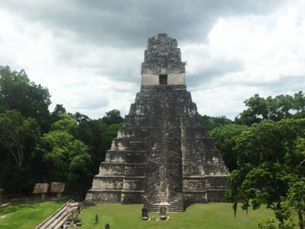 The demise of the Maya civilization: Water shortage can destroy cultures