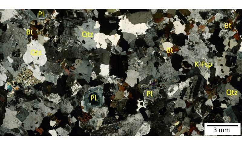 The granite of Sierra de Guadarrama requests designation of origin