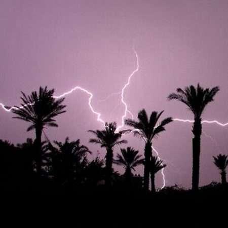 Thunderstorms spread mercury pollution