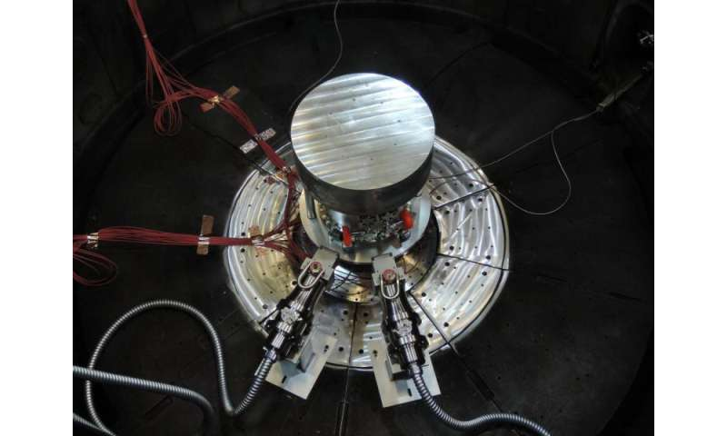 Tritium introduced in fusion experiments at Sandia