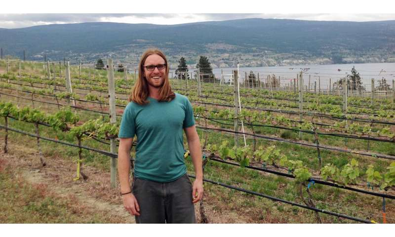UBC researchers determine vineyards adversely affect soil quality