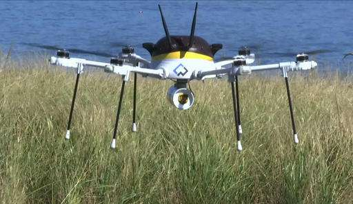 UPS testing drones for use in its package delivery system
