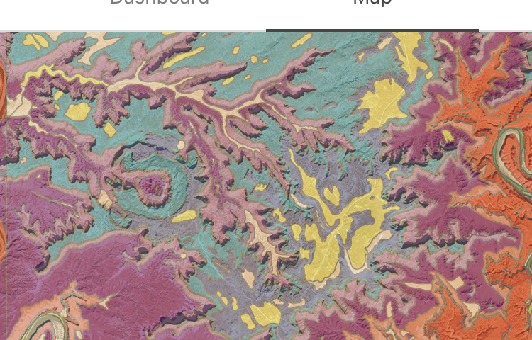 UW-Madison geoscientist offers free geologic exploration app
