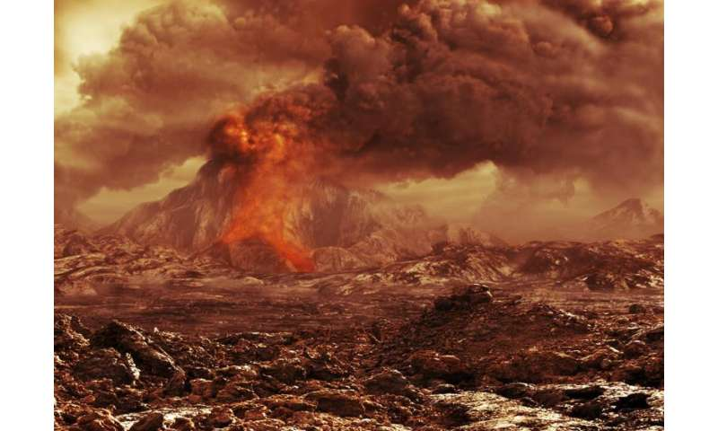 What is the weather like on Venus?