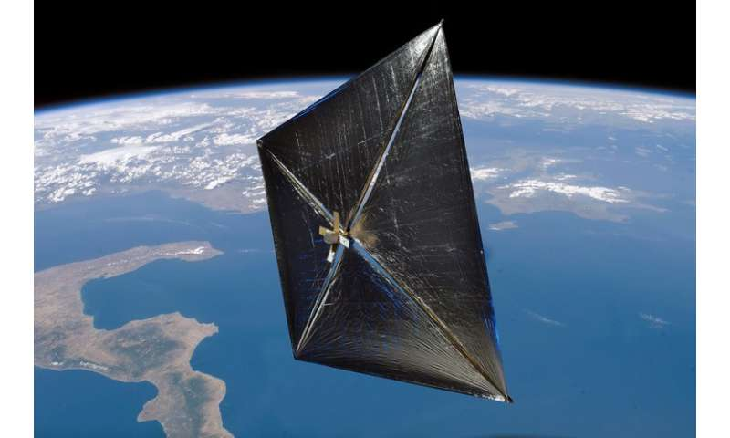 Why sailing to the stars has suddenly become a realistic goal