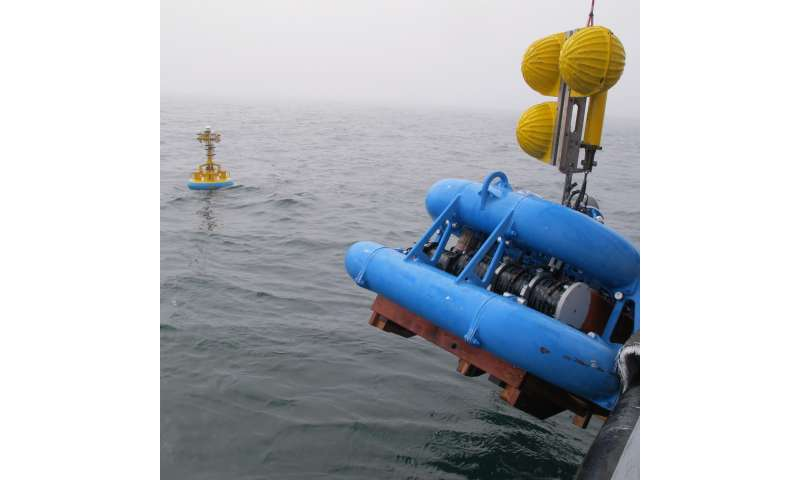 World's richest source of oceanographic data now operational at Rutgers