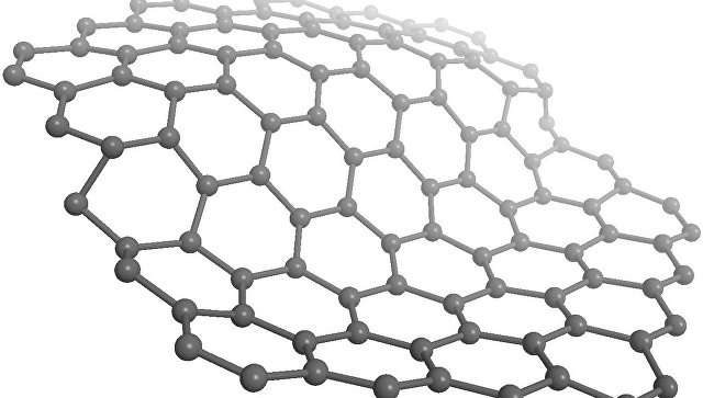 Scientists manage to get graphene with high resistance to ozonation