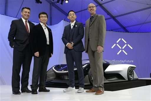 Autonomous car breakthroughs featured at CES gadget show