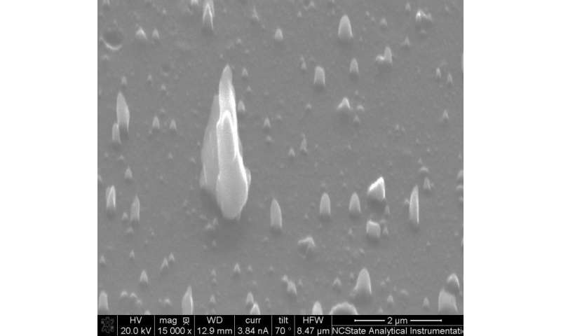 Researchers discover new phase of boron nitride and a new way to create pure c-BN