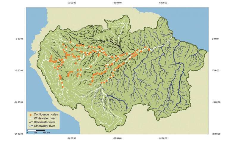 Scientists produce a new roadmap for guiding development & conservation in the Amazon