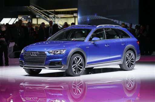 Wheels to Watch: Audi, Volvo, Porsche, show new vehicles (Update)