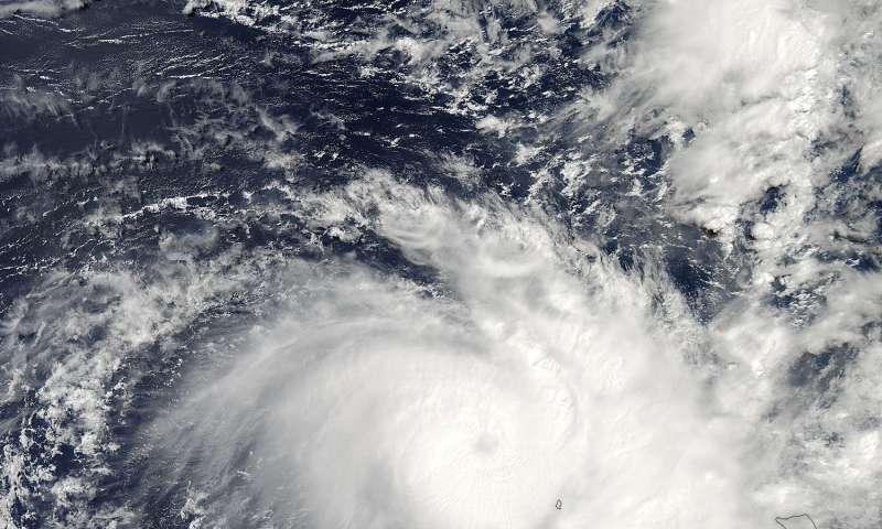 NASA sees Tropical Cyclone Amos threatening American Samoa