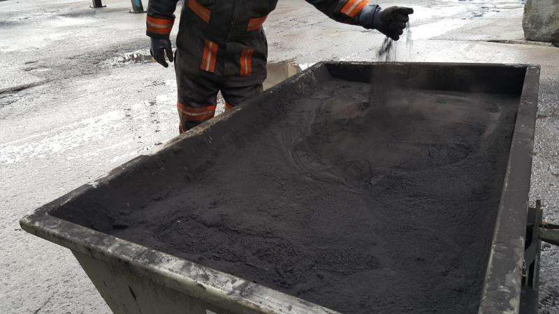 Researchers seek ways to extract rare earth minerals from coal