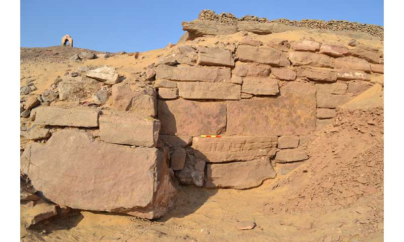Researchers discover new ancient tombs at Qubbet el-Hawa in Aswan